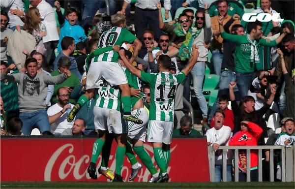 Espanyol - Betis hoy en abierto por GOL