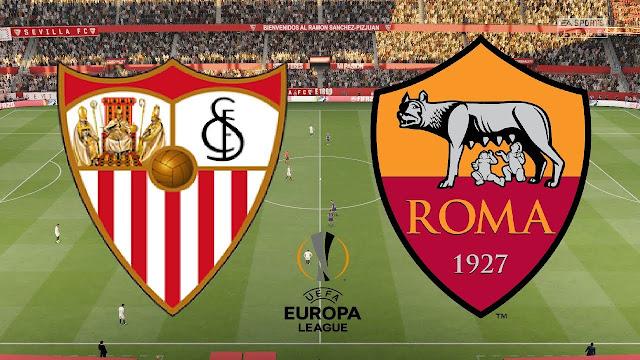 مشاهدة مباراة روما وإشبيلية