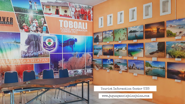 Toboali Tourist Information Center (TIC)