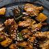 Charred Pineapple Chicken In Sweetened Black Rice Vinegar Recipe