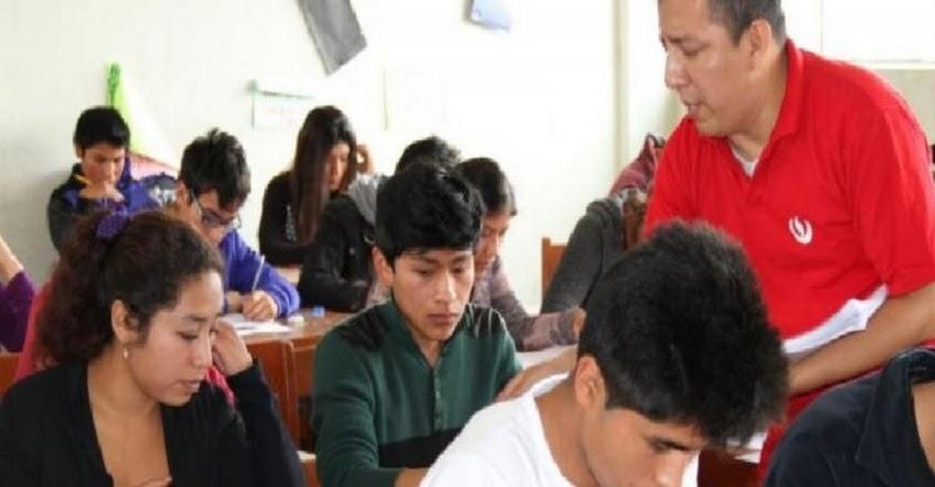 PRONABEC: 125 jóvenes de escasos recursos de Cajamarca podrán postular a Beca 18 - www.pronabec.gob.pe