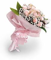 mawar pink valentine