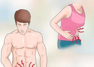 Cairan putih keluar dari penis terasa sakit