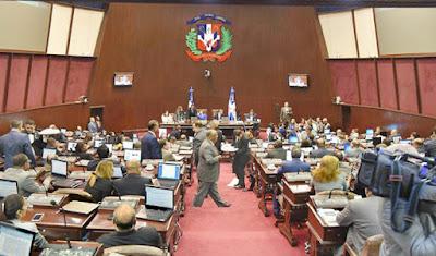 Sesión de la Cámara de Diputados fue suspendida