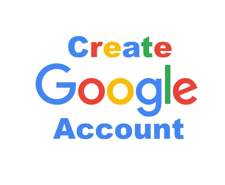 create-google-account