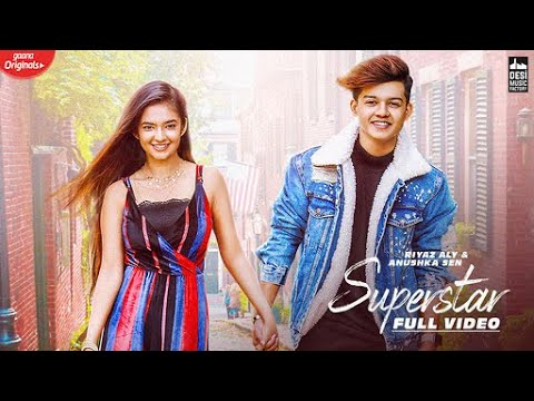 SUPERSTAR LYRICS - Riyaz Aly & Anushka Sen | Neha Kakkar | LYRICS HOTEL