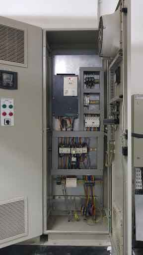 Inverter dalam panel