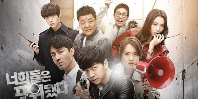 Download You're All Surrounded Batch Subtitle Indonesia