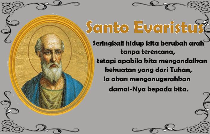 Paus Santo Evaristus
