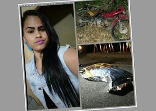 Jovem de Serraria morre em acidente entre carro e moto na PB 087