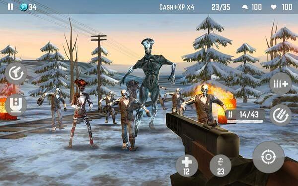 Melhores jogos FPS de terror para Android