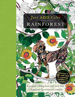 Just Add Color: Rainforest