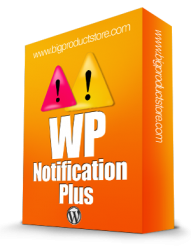 [GIVEAWAY] WP Notification Plus [WITH MRR]