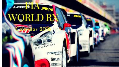 Rallycross championship