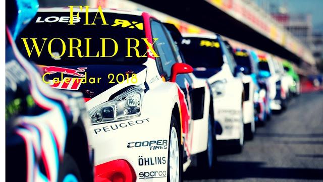 Rallycross Schedule