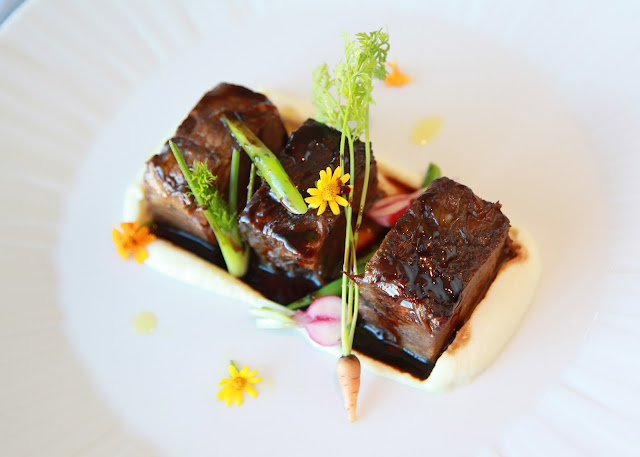 Slow Braised Wagyu Short Ribs