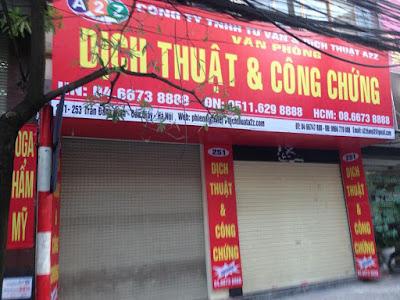 Dịch thuật Nha Trang nhanh chóng chuẩn xác chuyên nghiệp chất lượng