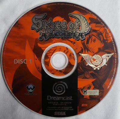 Skies of Arcadia - Disco 1