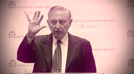 Dr. Robert Gallo: I Created AIDS to Deliberately Depopulate Humanity