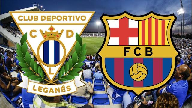 برشلونة ضد ليجانيس موعد المباراه والقنوات الناقلة الجوله 29 من الدوري الإسباني 2019-2020