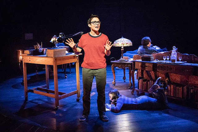 Tesori, Kron & Bechdel: Fun Home - Kaisa Hammarlund - Young VIc (Photo Marc Brenner)