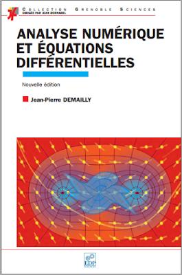 Télécharger Livre Gratuit Analyse numérique et équations différentielles pdf