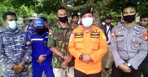 Tim SAR Gabungan Evakuasi 13 Awak Kapal Perintis KM Asia Satu
