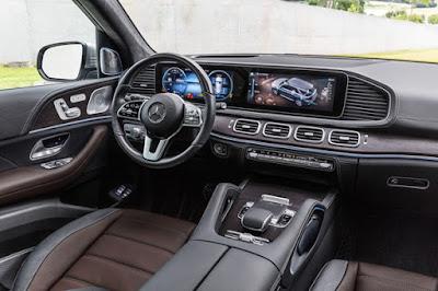 Carshighlight.com - 2019 Mercedes Benz GLE