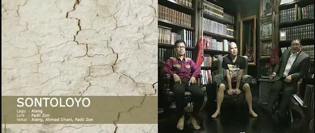 Fadli Zon, Ahmad Dhani, dan Alang Bikin Lagu 'Sontoloyo'