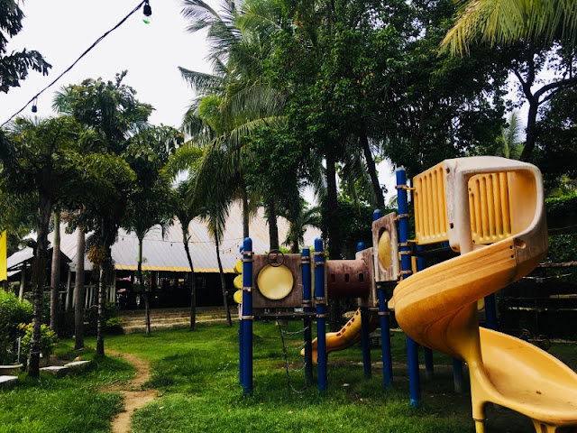 Taytayan Pinoy Restaurant Playground