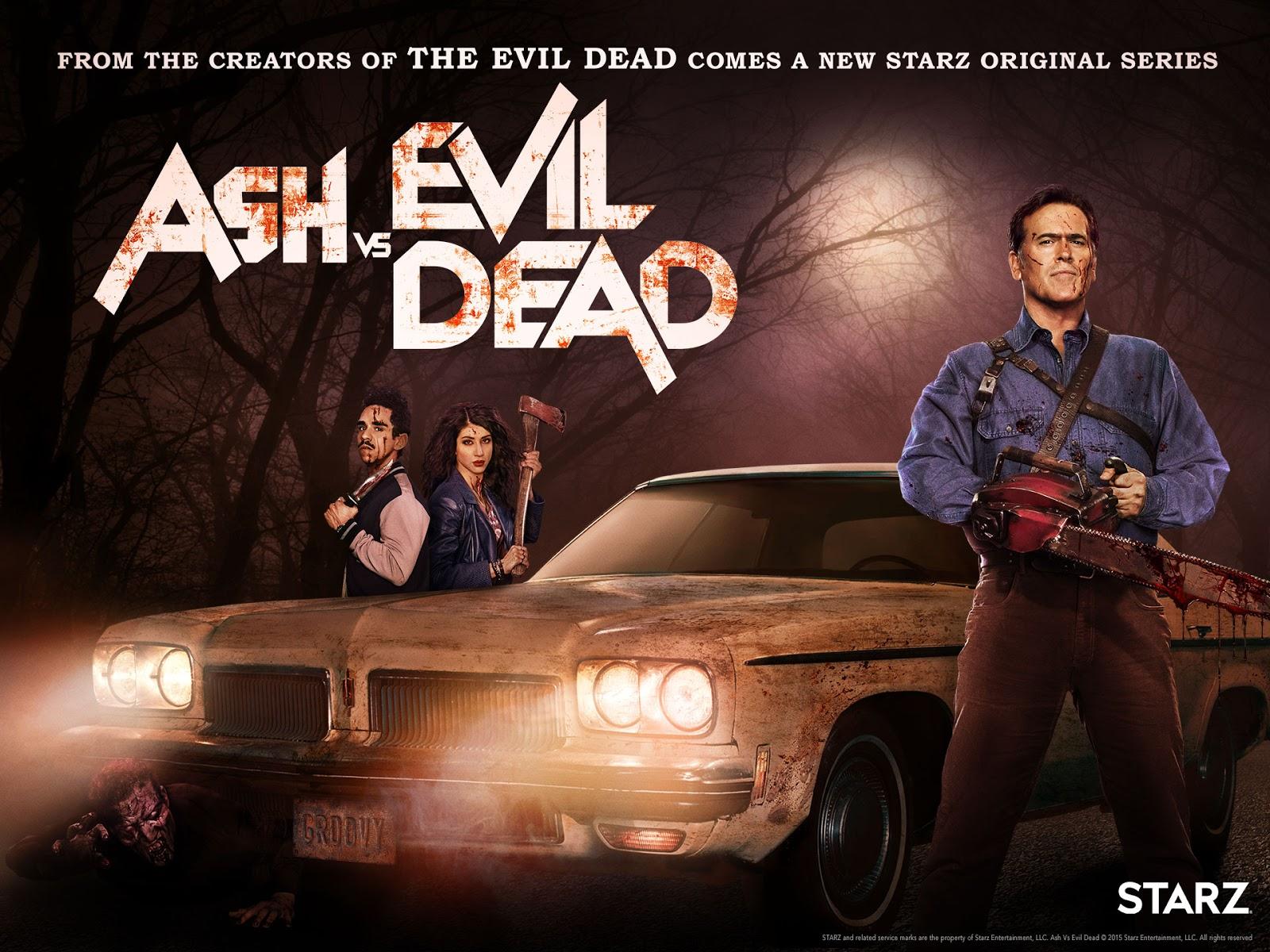 Ash vs Evil Dead | Staffel 3 Trailer - Die Kettensägenhand kommt zurück