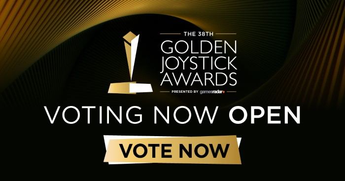 The Golden Joystick Awards Voting Opens Today
