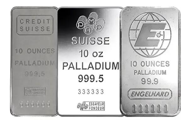 palladium, investasi logam yang lebih mahal dari emas