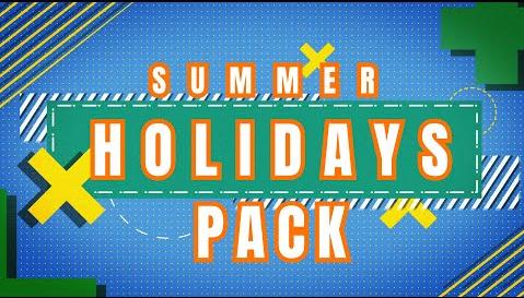 Filmstocks Summer Holidays Pack | Filmora 9 Effects