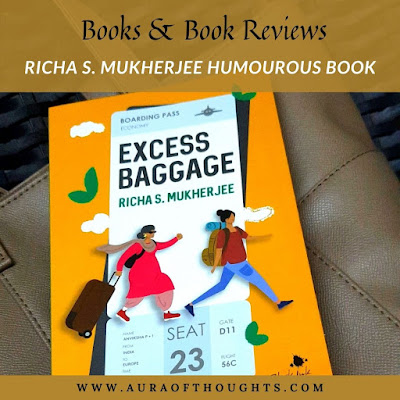 Excess baggage BookReview - meenalSonal