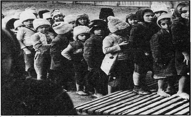 Το σχέδιο του Στάλιν για την απαγωγή παιδιών από την Ελλάδα