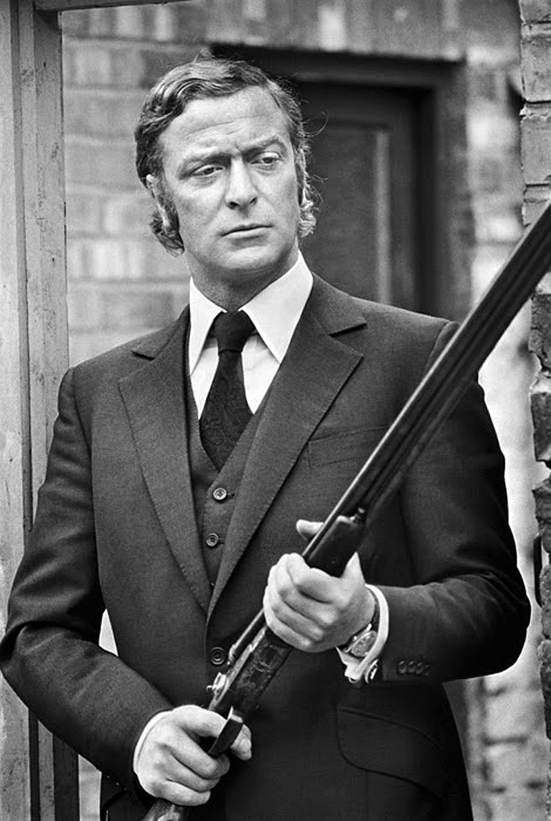 Sir Michael Caine in Get Carter
