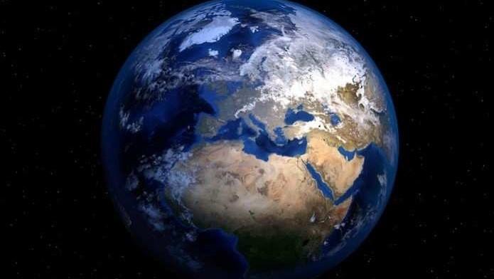 Earth has the shape