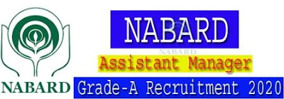 NABARD Assistant Manager Grade-A Recruitment  2020
