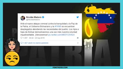 (Imagen) el régimen de Maduro ha destruido el sistema electrico en Venezuela
