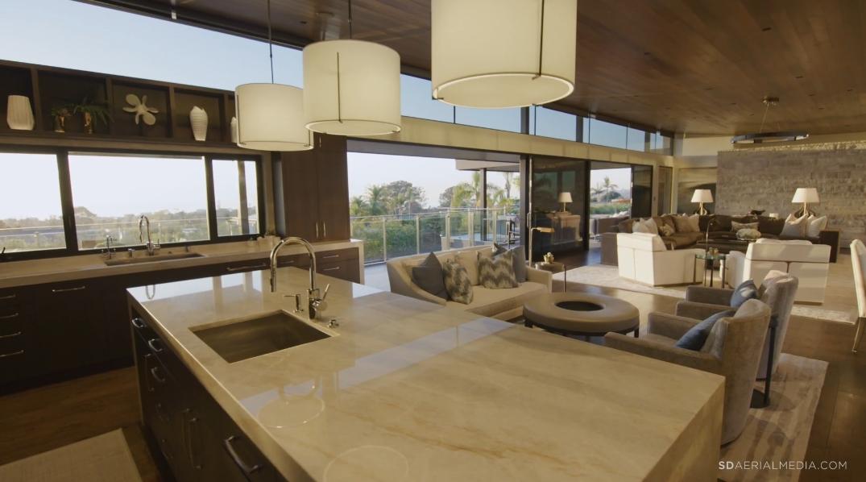26 Interior Design Photos vs. 421 N Granados Ave, Solana Beach, CA Ultra Luxury Home Tour
