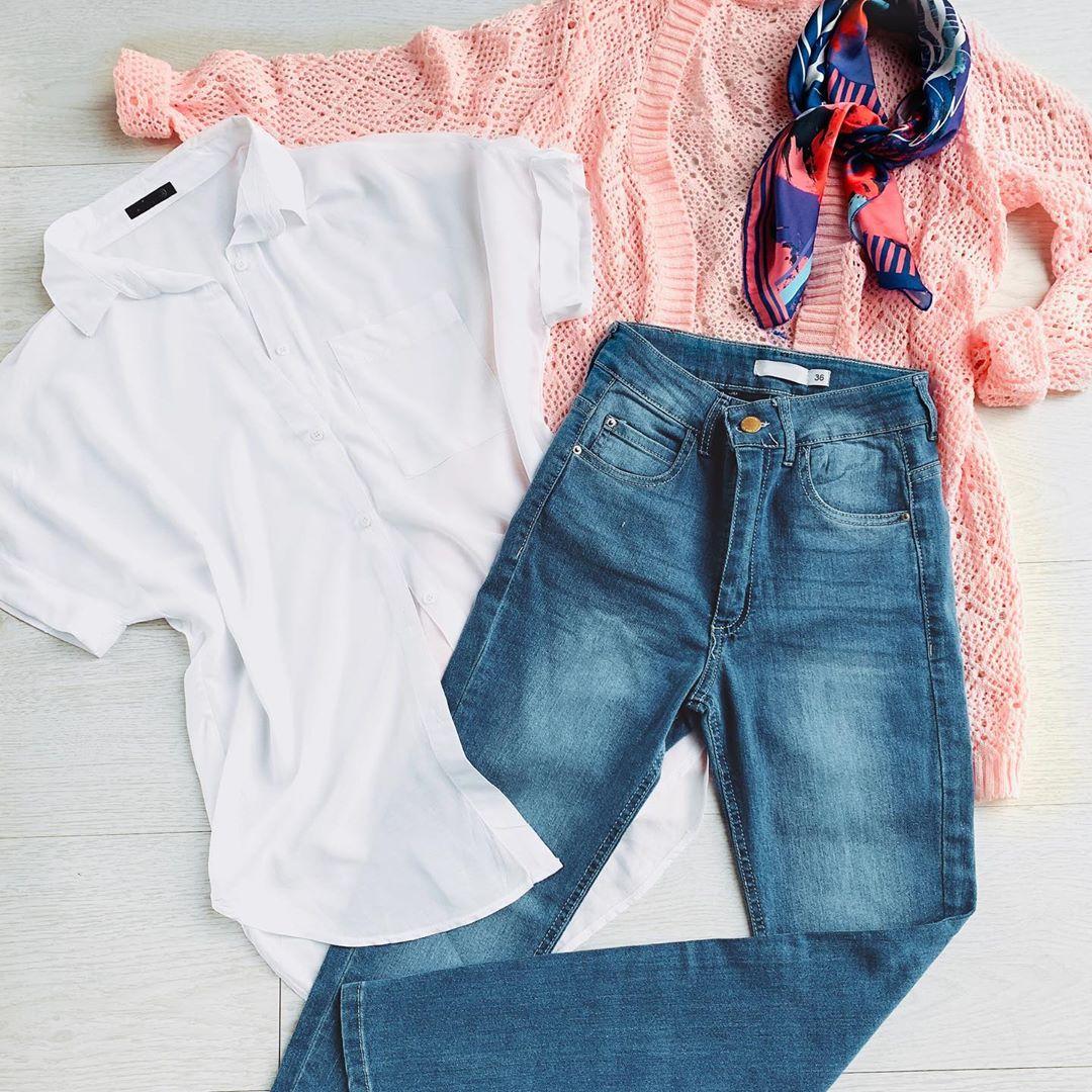 Pantalones de jeans primavera verano 2020.