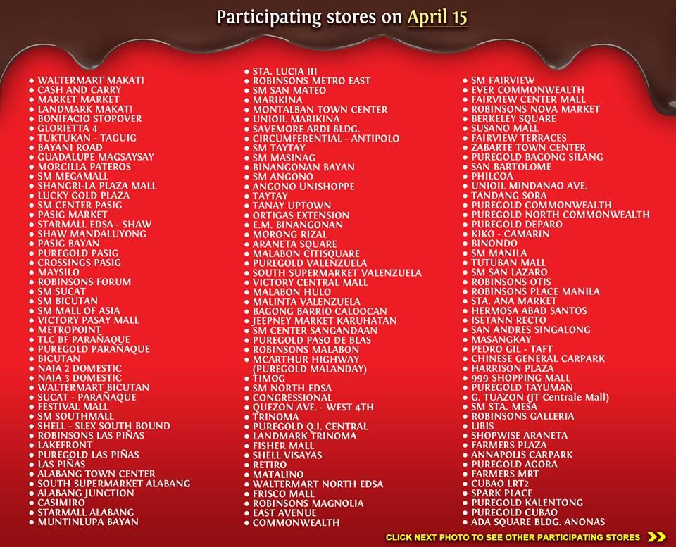 Red Ribbon Cake Price List  Philippines