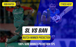 SL vs BAN 2nd ODI Match Who will win Today Astrology