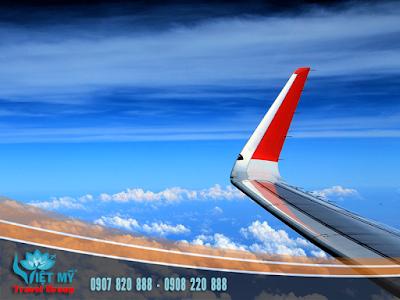 Vé máy bay đường Lại Hùng Cường