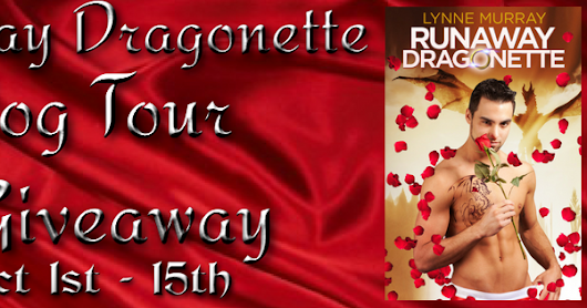Runaway Dragonnette By Lynne Murray - Spotlight and Giveaway