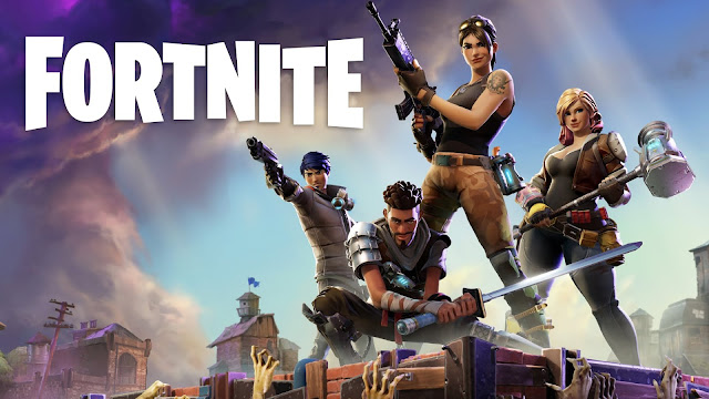Download Game Fortnite PS4 Free Full Version
