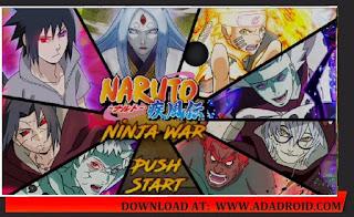 Naruto Senki Ninja War Mod By Bagays Apk