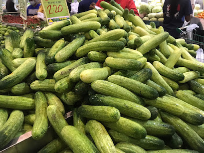 Cucumber, Timun Segar at Segi Fresh Balakong
