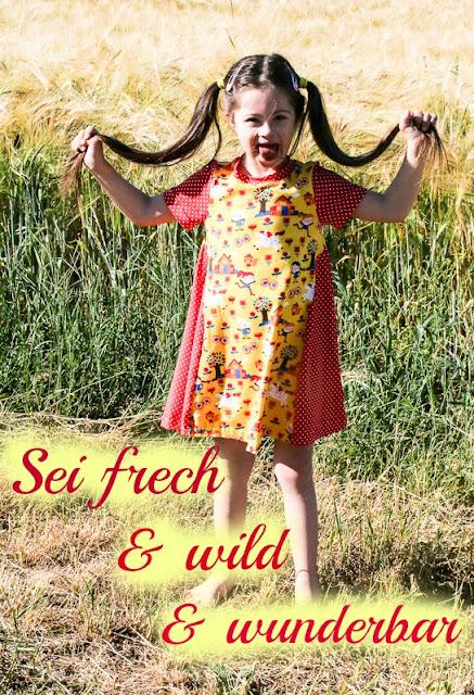 Pippi Langstrumpf: Sei frech und wild und wunderbar